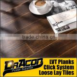 Waterproof Dry Back Vinyl Plank Flooring