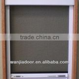 competitive price aluminum sliding window soundproof window screen