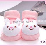 wholesale price hot selling baby cotton shoe socks SMALL MOQ