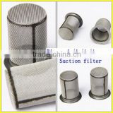 Bus air conditioning compressor component Bitzer suction filter(4nfcy/4pfcy/4tfcy/4ufcy)
