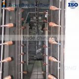 pig hair burning machine with stainless steel shell for pig slaughterhouse                                                                                                         Supplier's Choice