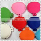 Various promotion gift silicone coin purse,silicone coin holder ,silicone coin case