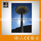 gl 2304 wall mounted outdoor solar lights garden light for parks gardens hotels walls villas