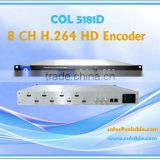encoder, 8 channel video encoder, encoder multiplexer, 8 hdmi encoder,hdmi encoder h.264,