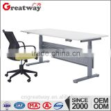 Motor Electric Sit Stand Height Adjustable Stand up Desk(QF-126A)