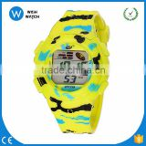 DLW009/ 2016 New Brand Fashion Watch Kids Style Waterproof Sports Military Watches Analog Quartz Digital watches