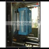 Injection plastic recycle case mould