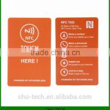 NFC Tags Smart Business Card 13.56MHz 4000 bytes for Samsung Galaxy S5