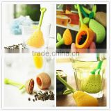 Alibaba china best selling non-stick tea infuser silicone