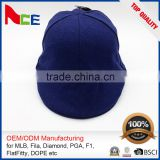 Wholesale Gatsby Golf Wool Felt Sport Fabric Washed Cotton Twill Ivy Cap