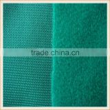 loop velvet tricot knitted fabric,100 polyester nylex,garment's material,widely be used