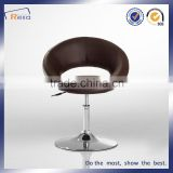Quality brown leather bar stools wholesale