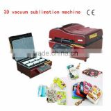 3D Vacuum Sublimation Multifunction heat press machine for Mugs/cell phone cases/Glass photo frame T-D1