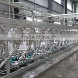China tapioca making machine starch hydro cyclone separating machine