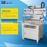 UV ink printing printing screen printing screen printing press high precision vertical T-shirt printing machine