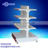 OEM/ODM custom Supermarket shelf / gondola shelving / grocery shelves forming machine for sale