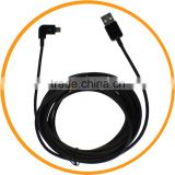 5M Right Angle Micro USB Data Charging Cable for Samsung S3 S4 S5 i9300 N7100 from Dailyetech