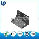 Ventilated Trough Hot Dipped Galvanized Steel Cable Tray with Simple and Easy Installation