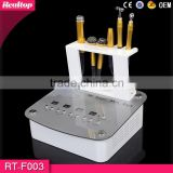 Needle free injection system radio frequency rf mesotherapy lift eye spa super skin care beautiful image microcurrent for sale