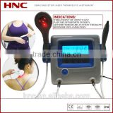 Chinese traditional medicine theory of acupuncture portable knee pain reduced therapeutic laser