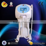 Painless 808nm diode laser hair removal machine with saphire contact cooling treatment head