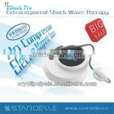 2014 Hot Portable Slimming and Cellulite Reduction Radial Extracorporeal Shockwave Therapy Device From HEMS