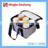 Portable for frozen food wine beer picnic lunch insulated for baby milk cooler bag