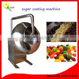 Hot Automatic Snack Food Sugarcoating Machine / Chocolate Coating Machine / Nuts Sugar Coating Pan Machine