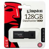 Kingston 16GB 32GB 64GB 128GB DT 100 USB3.0 Flash Pen Drive Memory Stick Key
