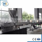 Twin Screw Polymer Melting Extrusion Machine/Lab PVC Pet PP PE PS PC Recycling Compounding Twin Screw Plastic Granulator