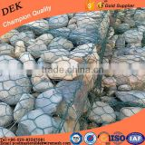 Quality guarantee galvanized gabion/pvc coated gabion basket/gabion box stone retaining wall