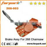 Garden tools chainsaw brake assy chain saw clutch sprocket cover