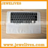 silicon keyboard cover for macbook pro with touch screen protect
