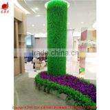 Outdoor artificial grass wall artificial wall plants fake vertical garden wall decoration