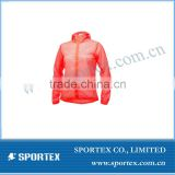 Latest design ultra light running jacket / lightweight running jacket / sports jacket