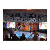 Advertisement Billboard Led Display Indoor Wide Viewing Angle