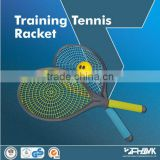 custom logo training tennis racket with tennis racket bag