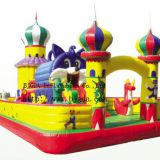 Inflatable bouncer,Inflatable castle,Inflatable jump,Inflatable trampoline, Ourtdoor playground equipment toy