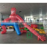 advertising product adult spiderman costume inflatable spiderman