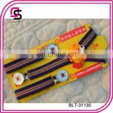 Kids stripe suspender wholesale suspender student suspender