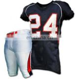 High quality Sublimation Tackle twill american football uniforms