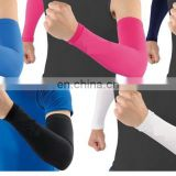 wholesale cycling wear arm sleeves - Protected Compression Arm Sleeves