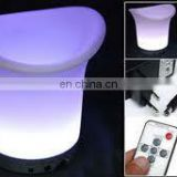 led furniture/ice bucket/lighting ice bucket/flashing ice bucket/champagne ice bucket/wine bar ice bucketl/beverage bucket
