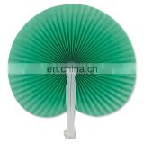high quality fashional beautiful design bulk paper fans
