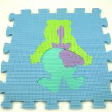 Nontoxic Comfortable Baby Child Eva Foam Puzzle Mat Gym Mat