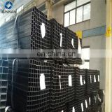 Black annealing square steel pipe square hollow section black carbon steel pipe