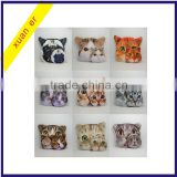 2016 wholesale 3D cartoon animals ladies handbags purse