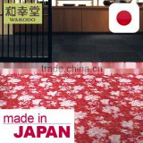 Anti-Static and Heavy Traffic 100% Nylon Carpet Tile with multiple functions made in Japan