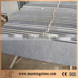 China Light Grey Granite G603 Polished Stair Steps, Grey Granite Treads and Risers, Granite Steps with Polished Edges