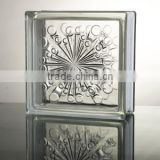 Clear and bright for glass block/fire glass brick